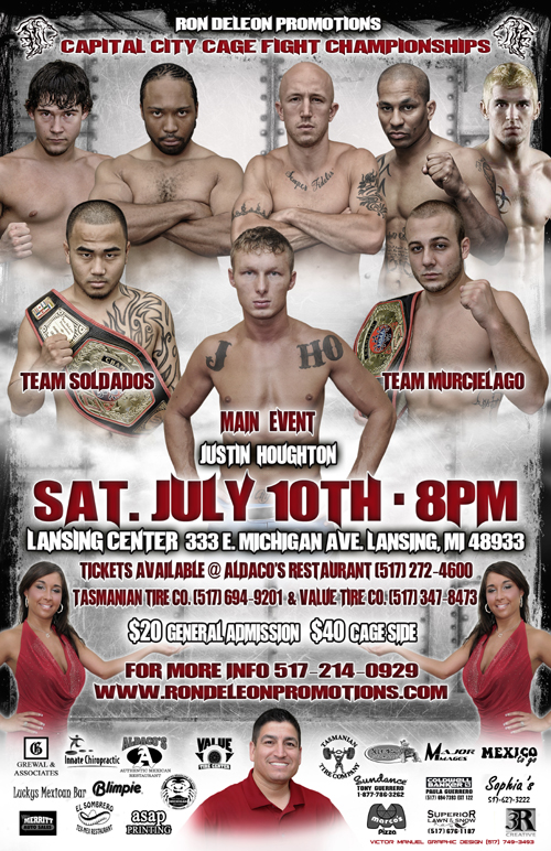 Fight Michigan | This Week in Michigan MMA (Through July 11