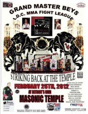 IDC - Striking Back At The Temple