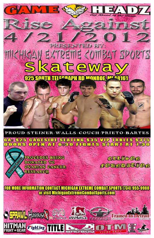 Michigan Extreme Combat Sports - Rise Against