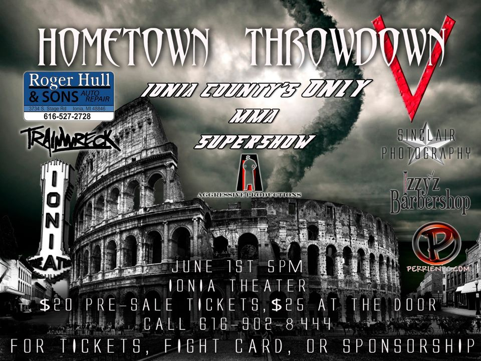 Hometown Throwdown 5