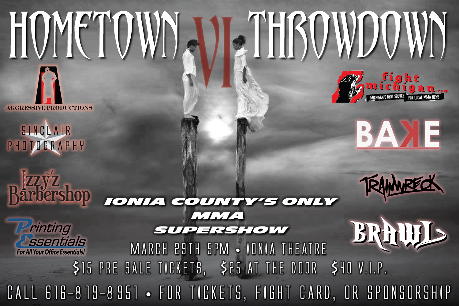 Hometown Throwdown 6