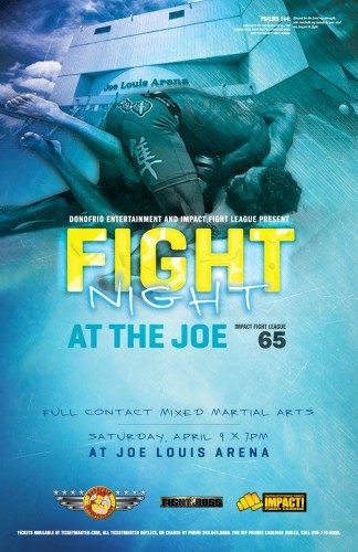 Fight Night 65 at the Joe